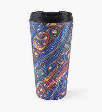 Fire and Water motif Travel Mug