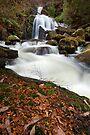 Keppel Falls by Travis Easton