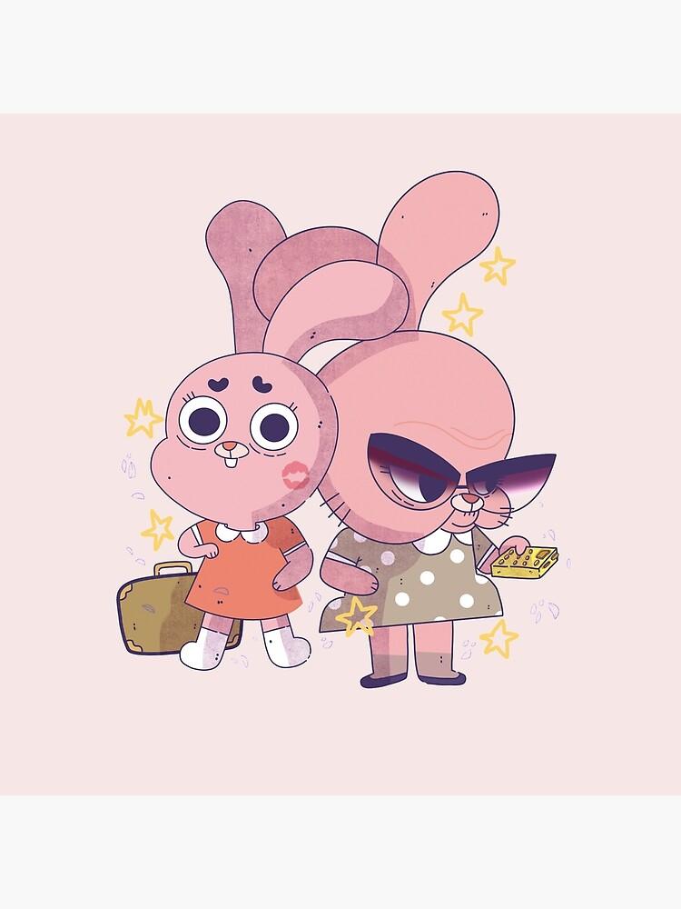 Anais and Granny Jojo by IruExposito