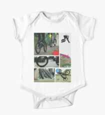 bmx to the max for life One Piece - Short Sleeve
