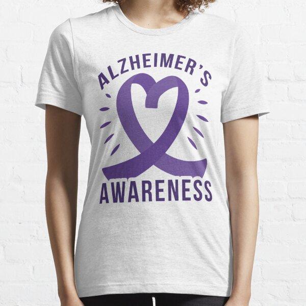 Alzheimer Awareness Band Essential T-Shirt