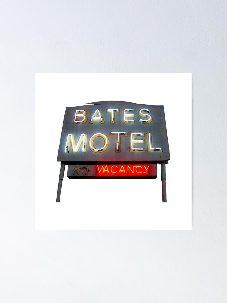 Vista alternativa de Póster Motel Bates