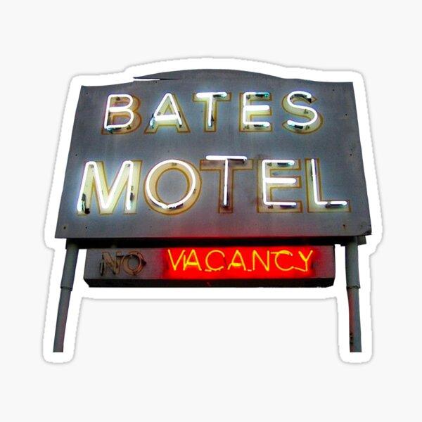 Bates Motel Sticker