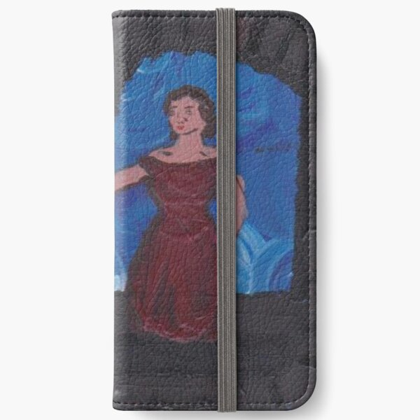 My Dream Woman iPhone Wallet