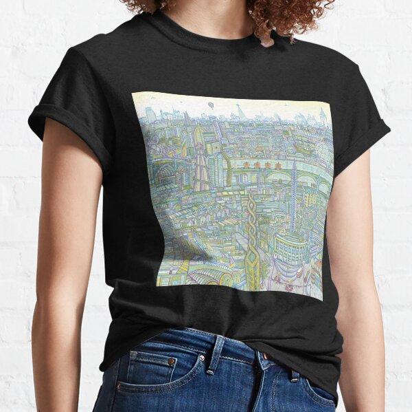 THE MEGATROPOLIS Classic T-Shirt
