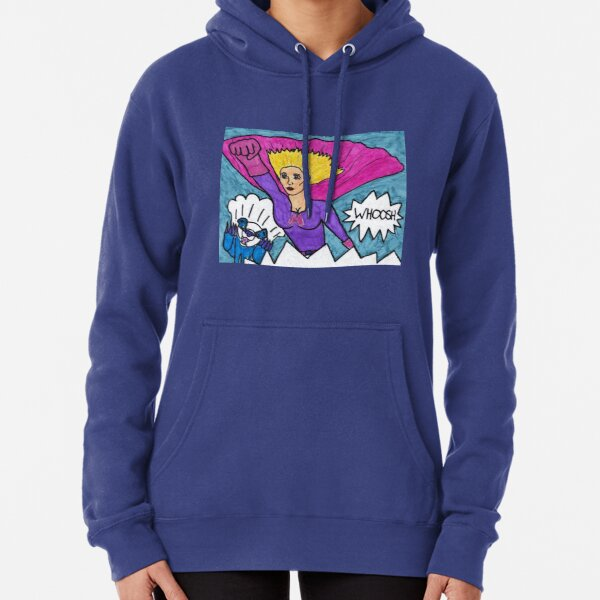 Everything is Better With A Cape Pullover Hoodie