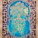 THE GOLDEN BOUGH by SapphireRRArt