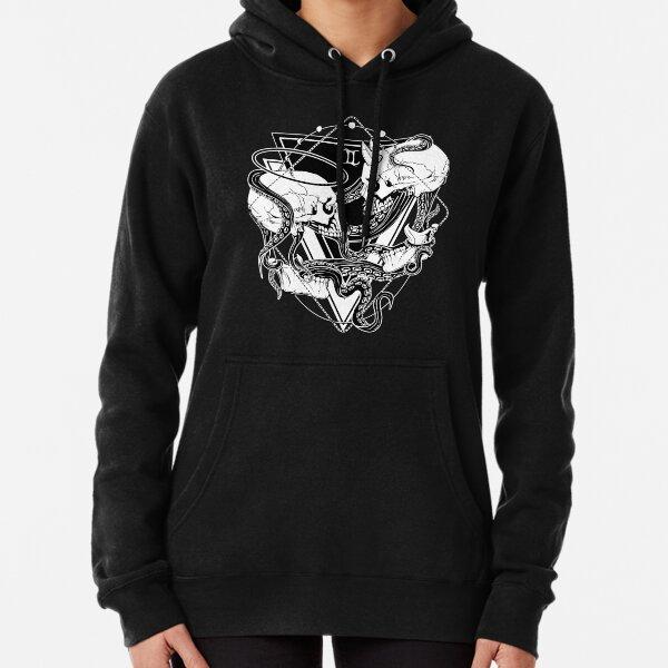 Zodiac: Gemini Pullover Hoodie