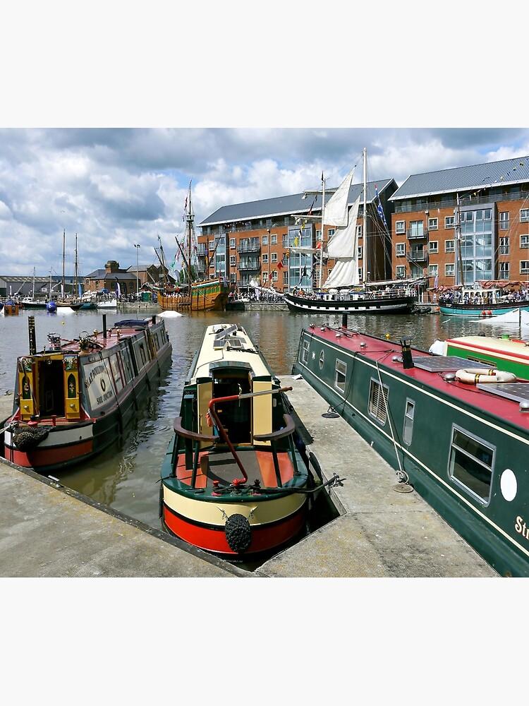 Gloucester Docks by ScenicViewPics