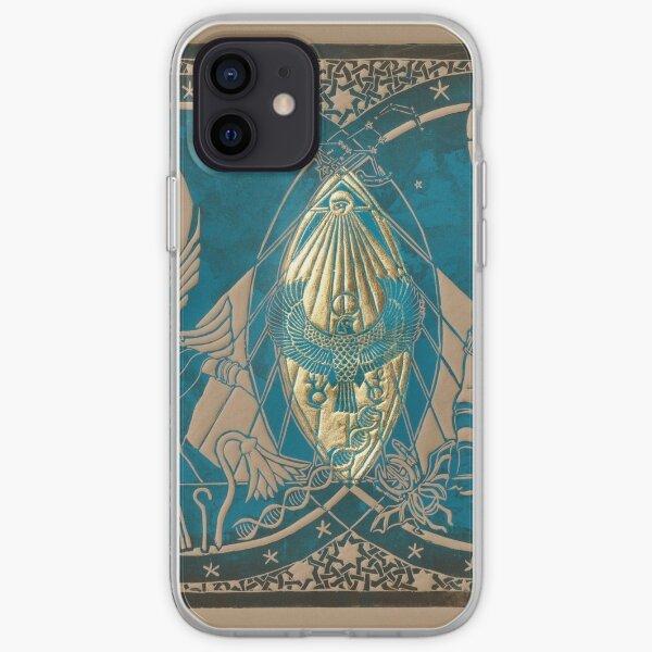 Isis, Osiris and Horus iPhone Soft Case