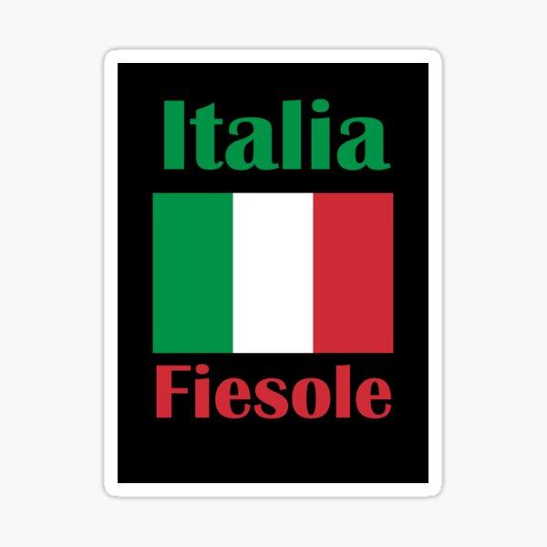 Fiesole Italy Sticker