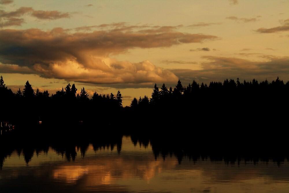 Josephine Lake by Joshua Greiner