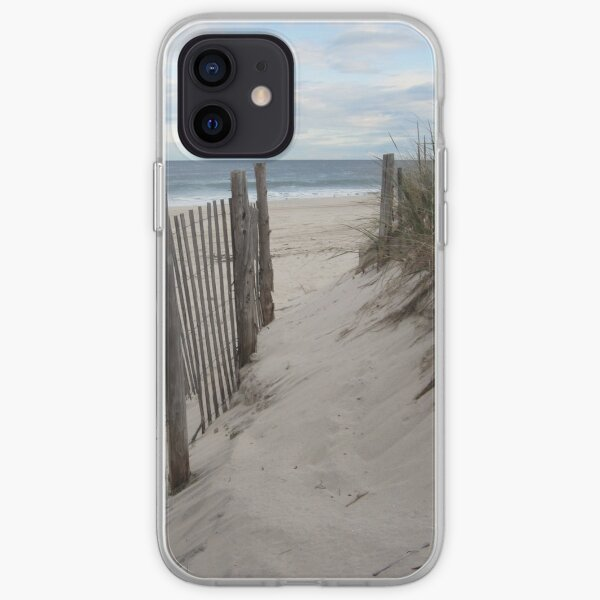Silent Serenity iPhone Soft Case