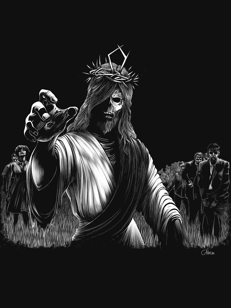 «Night of the rising dead» par genosias