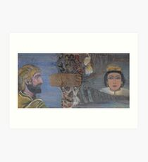 Cyrus The Great Art Print