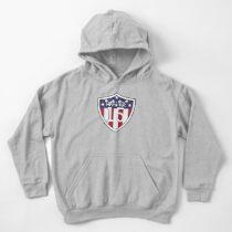 Megan Rapinoe #15 | USWNT Kids Pullover Hoodie