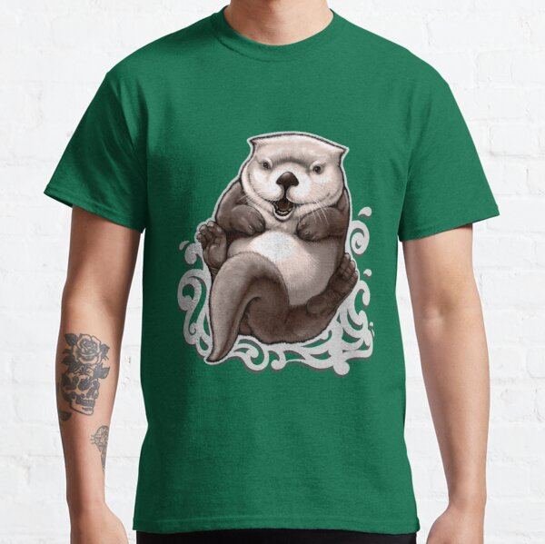 Loutron de mer T-shirt classique