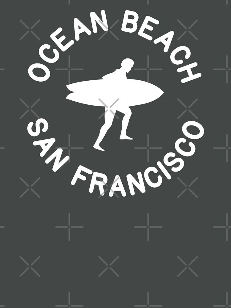 Ocean Beach San Francisco by PlantVictorious