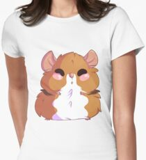 Hamster Everything Women's Fitted T-Shirt