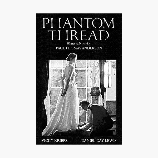 Phantom Thread Photographic Print