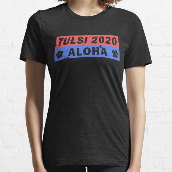 Vintage Tulsi Gabbard 2020 Aloha Essential T-Shirt