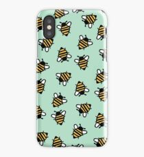 Bumble Bees iPhone Case