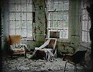 Three ~ West Park Asylum by Josephine Pugh