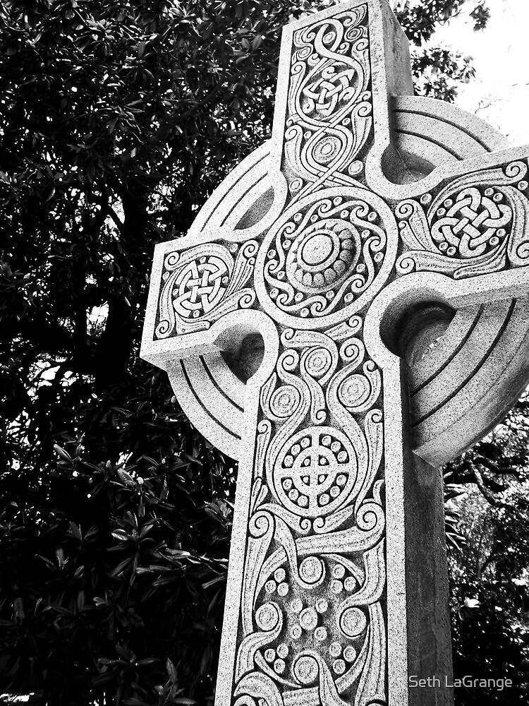 Celtic Cross by Seth LaGrange
