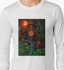 Ayahuasca Long Sleeve T-Shirt