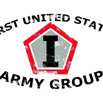 First United States Army Group (FUSAG) - Stressed by cobra312004