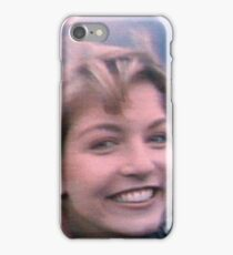 Laura Palmer Nostalgia iPhone Case/Skin