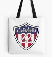 Meghan Klingenberg #22 | USWNT Tote Bag
