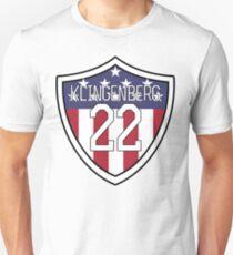 Meghan Klingenberg #22 | USWNT Unisex T-Shirt