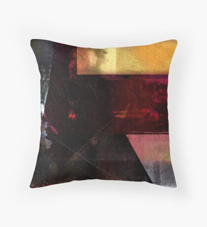 Incremental back up Throw Pillow