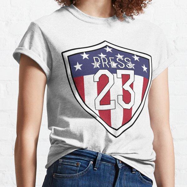 Christen Press #23 | USWNT Classic T-Shirt