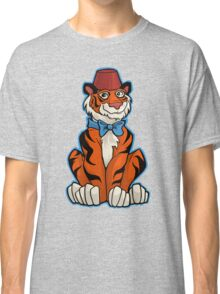 Tiger Who Classic T-Shirt