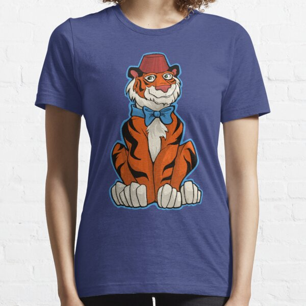Tiger Who Essential T-Shirt