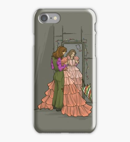The Shindig Dress iPhone Case/Skin