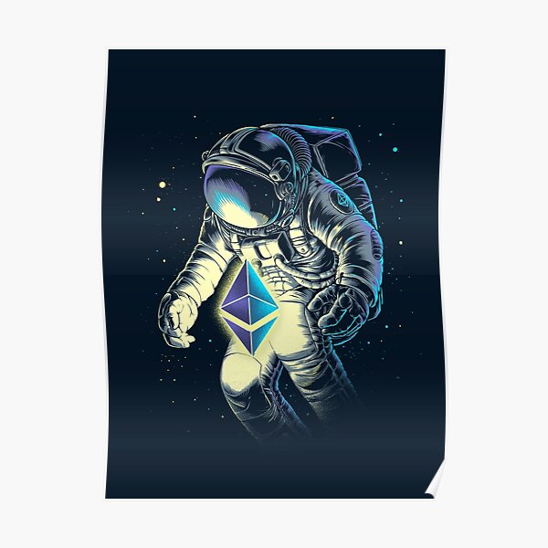 Space Ethereum Poster