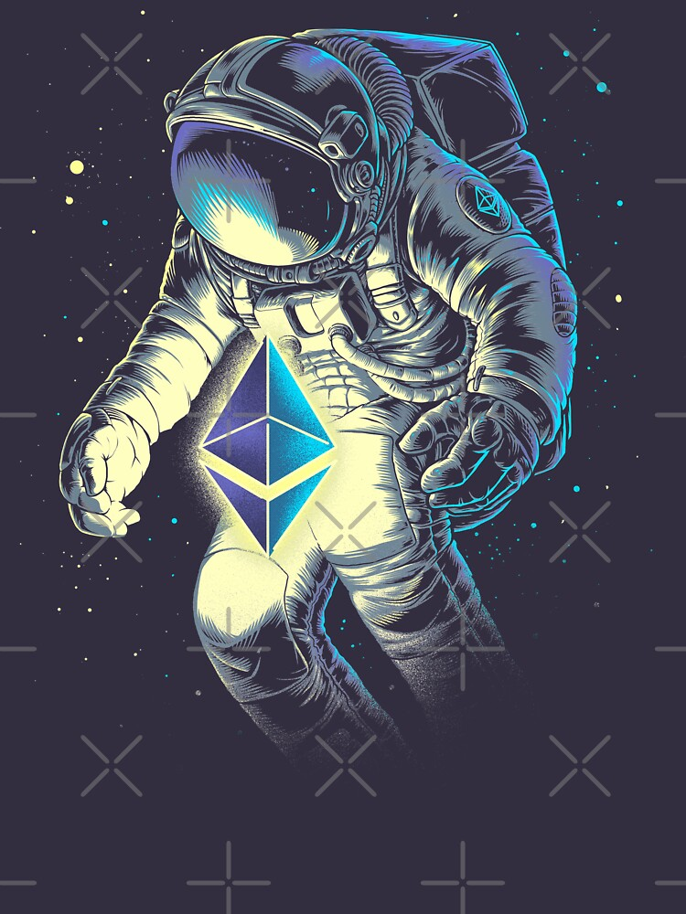 Space Ethereum by angoes25