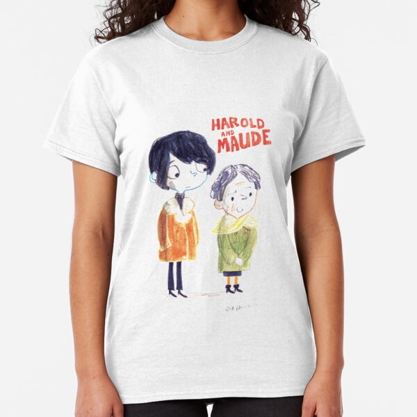 Harold & Maude PNG (Signed) Classic T-Shirt