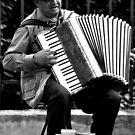 The Music Man by KChisnall