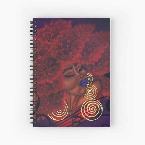 CAUGHT UP IN THE RAPTURE Spiral Notebook