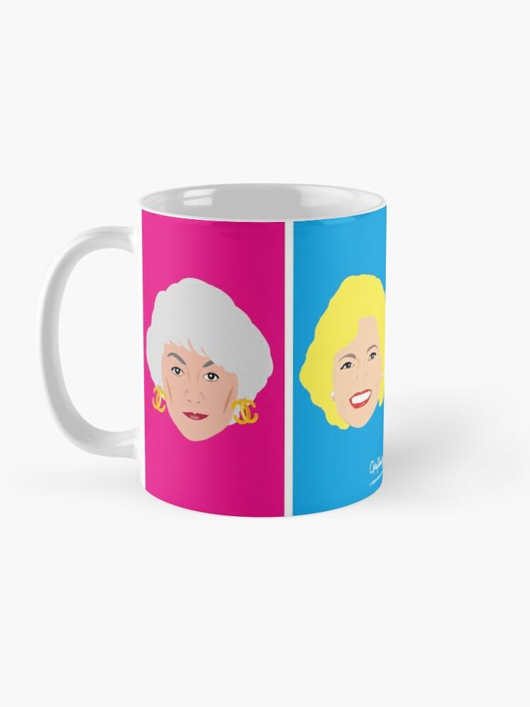 Alternate view of Dorothy, Blanche, Rose and Sophia Mug Mug