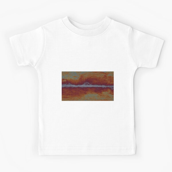 #Abstract, #paper, #canvas, #antique, art, dirty, pattern, old, design, sooty, rough Kids T-Shirt