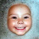Bubble Face by Nancee Rainaud
