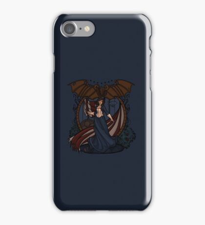 Elizabeth Nouveau iPhone Case/Skin
