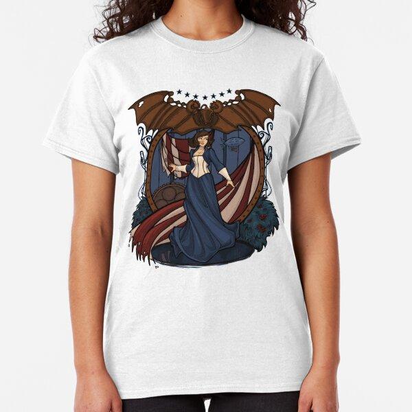 Elizabeth Nouveau Classic T-Shirt