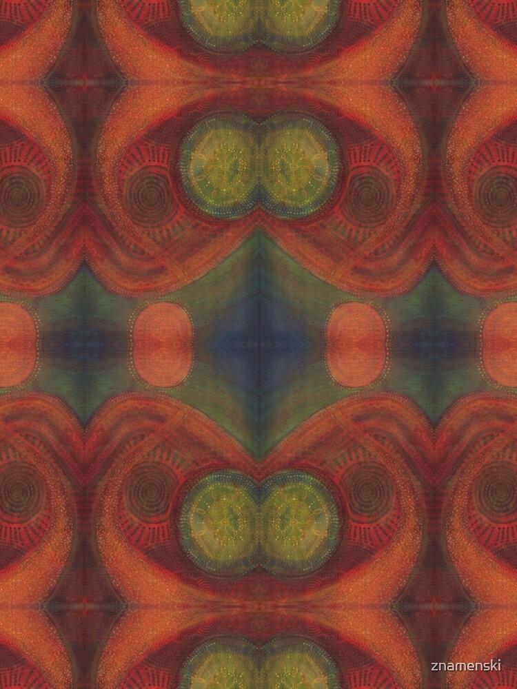 #Abstract, #pattern, #art, #decoration, design, shape, creativity, element, curve, illustration by znamenski