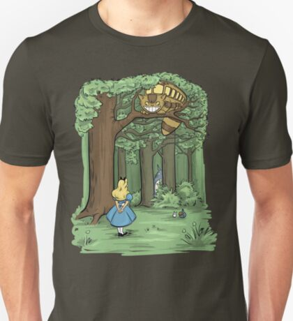 My Neighbor in Wonderland T-Shirt
